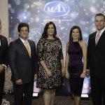 José Manuel Ureña, José María González, Jeannidalia Grullón, María Rojas y Erick Lembcke, -2